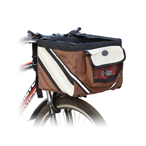 dog bike carrier